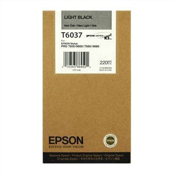 Epson T603 Light black 220 ml