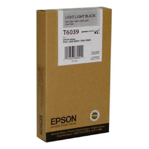 Epson T603 Light light black 220 ml