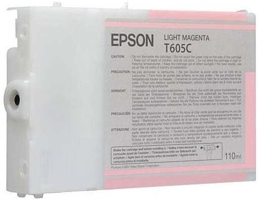 Epson T605 110ml Vivid Light Magenta