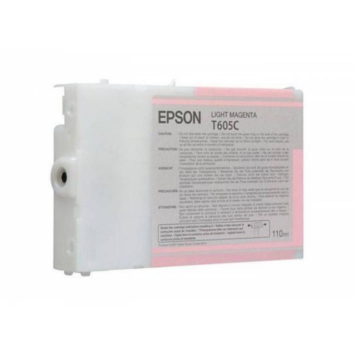 Epson T605 110ml Light Magenta