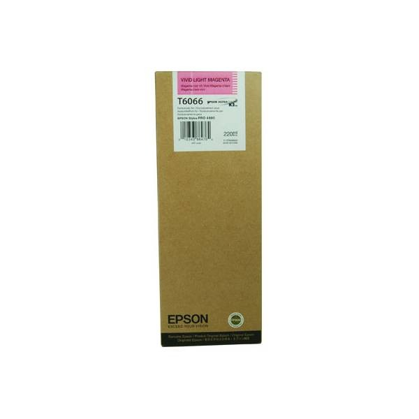 Epson T606 Vivid Light Magenta 220 ml