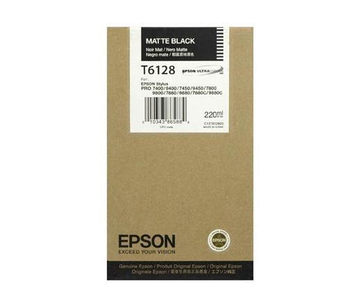 Epson T612 220ml Matte Black