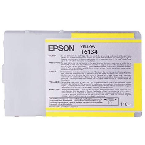 Epson T613 110ml Yellow