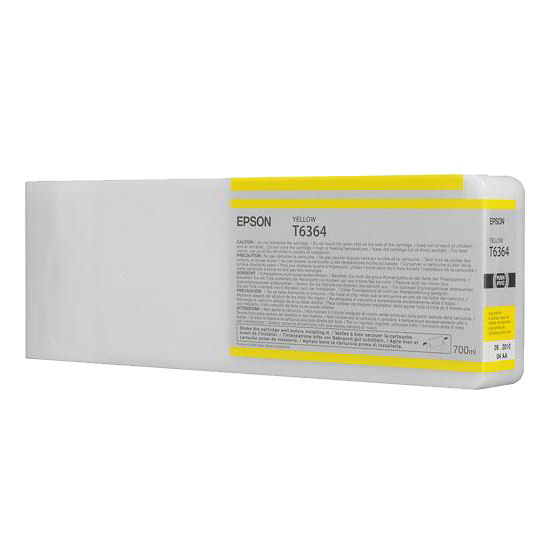Epson T636 Yellow 700 ml