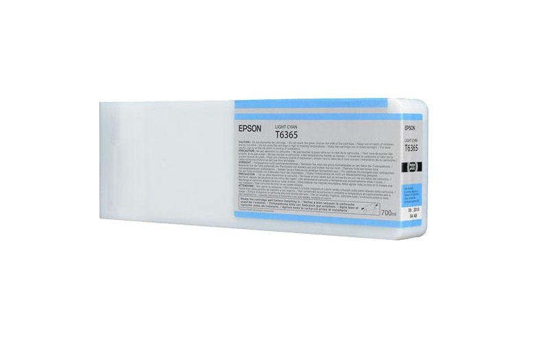 Epson T636 Light Cyan 700 ml