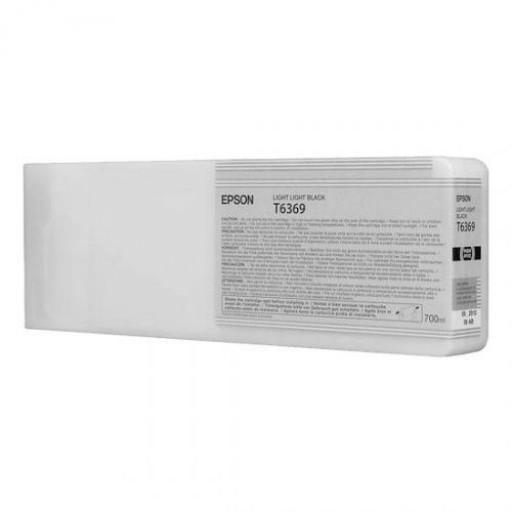 Epson T636 Light Light Black 700 ml