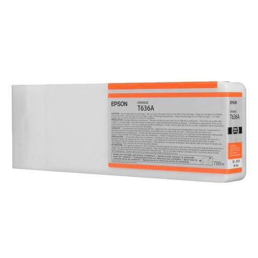 Epson T636 Orange 700 ml - obr.1