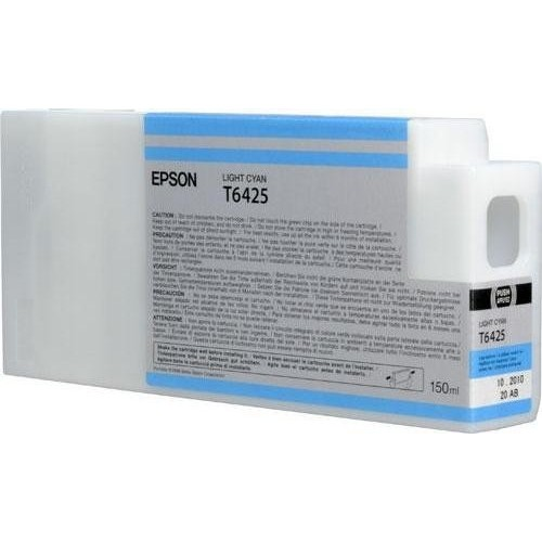 Epson T6425 Light Cyan Ink Cartridge (150ml)