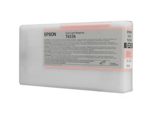 Epson T6536 Vivid Light Magenta   (200ml)