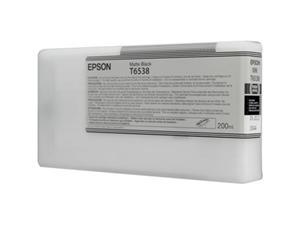 Epson T6538 Matte Black Ink Cartridge (200ml)