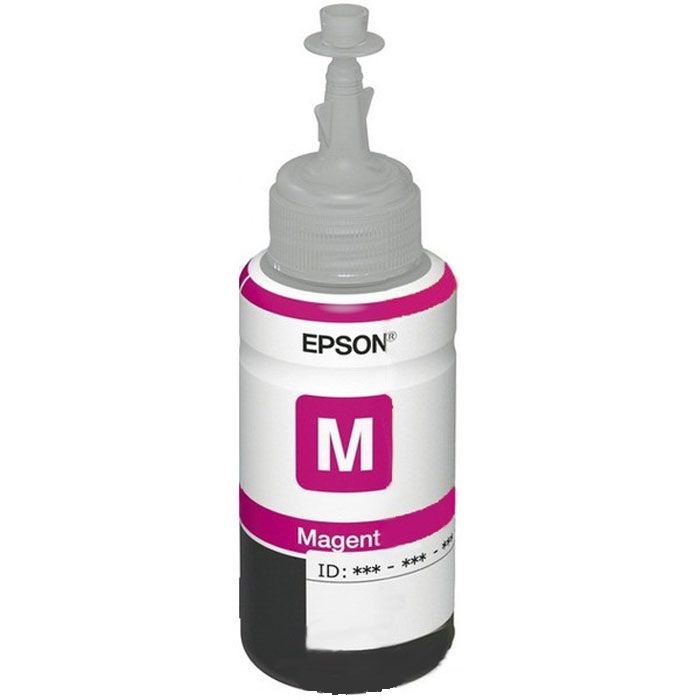 Epson T6643 Magenta ink cont. 70ml pro L100/200