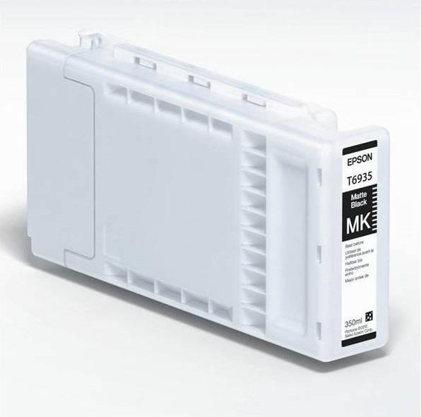 Singlepack UltraChrome XD Matte Black (350ml) T693500