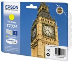 WP4000/4500 Series Ink Cartridge L Yellow 0.8k