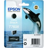 Epson T7608 Ink Cartridge Matte Black