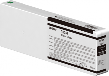 Epson Photo Black T804100 UltraChrome HDX/HD 700ml