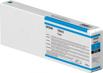 Epson Cyan T804200 UltraChrome HDX/HD 700ml