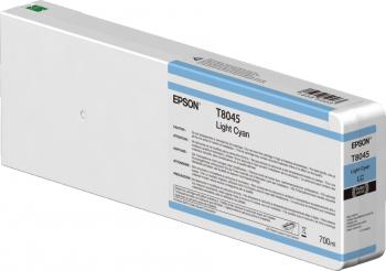 Epson Light Cyan T804500 UltraChrome HDX/HD 700ml