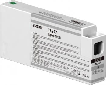 Epson Light Black T824700 UltraChrome HDX/HD 350ml