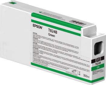Epson Green T824B00 UltraChrome HDX 350ml