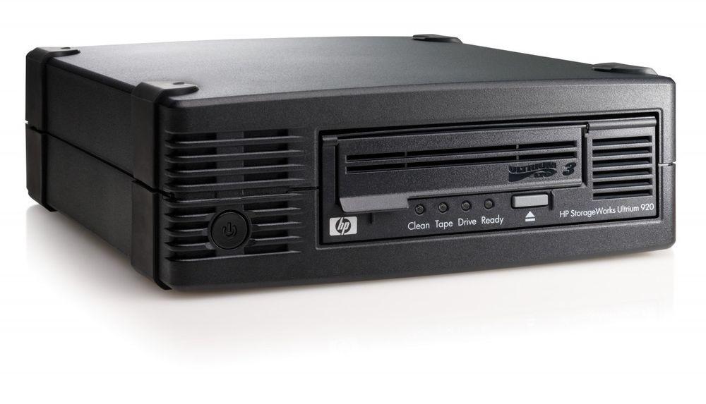 HP LTO3 Ultrium 920 SAS Ext Tape Drive