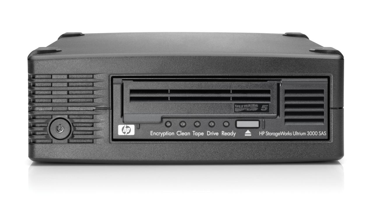 HP LTO5 Ultrium 3000 SAS Ext Tape Drive
