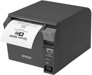 EPSON pokl.termo TM-T70II,tmavá,serial+USB,zdroj - C31CD38032
