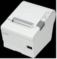 EPSON pokl.TM-T88V,bílá,USB+serial,zdroj, kabel - C31CA85044A0