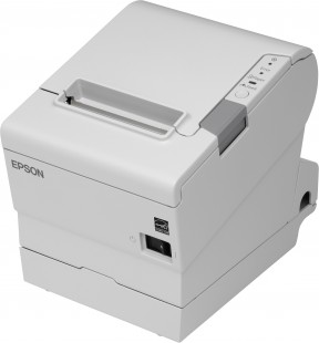 EPSON TM-T88V (041): Serial, w/o PS, tmavá