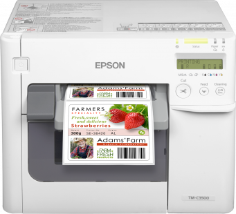 Epson ColorWorks C3500 - C31CD54012CD