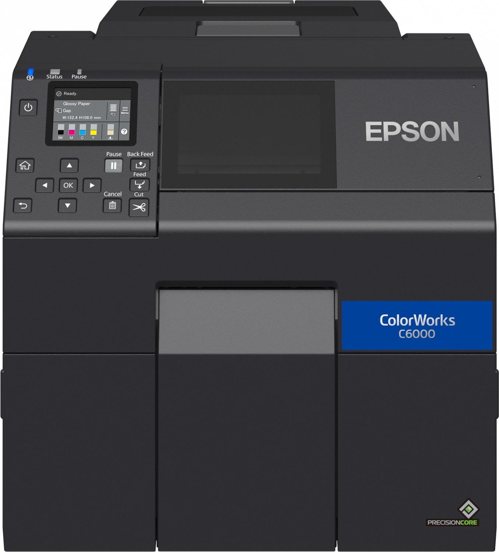 Epson ColorWorks C6000Ae - C31CH76102