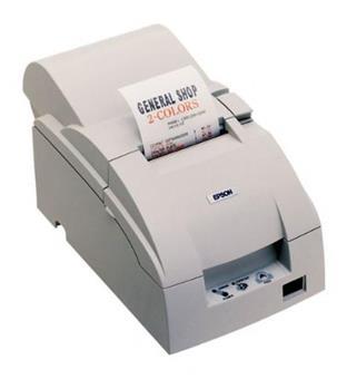 EPSON TM-U220B-007,USB, světlá, se zdrojem - C31C514007A0