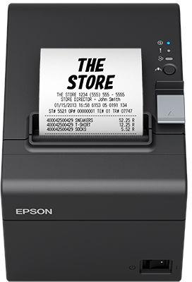 EPSON pokl.termo TM-T20III,černá,USB+RS232.,zdroj
