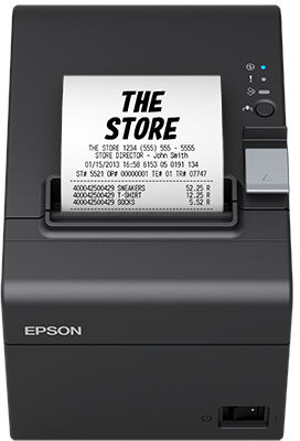 EPSON pokl.termo TM-T20III,černá,Ethernet,zdroj