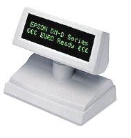 EPSON VFD zák.display DM-D110,20x2,bez nohy,bílý