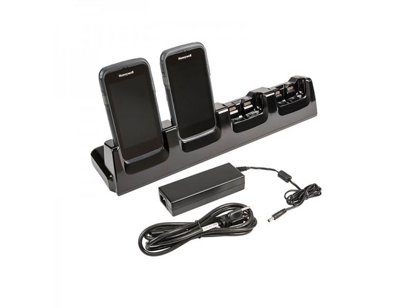 Honeywell Dolphin CT50 Recharging kit upto 4 PC with EU cord - CT50-CB-2