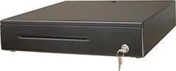 Pokl.zásuvka DOXY PZ1202 USB,černá,vč.USB kabelul, kovové držáky bankovek
