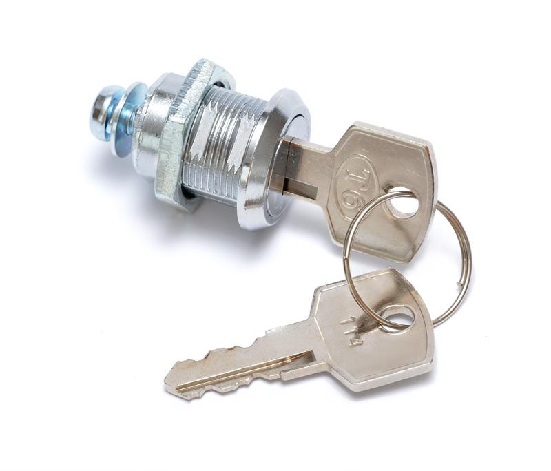Náhradní zámek s klíčky pro C410/C420/C430-xx - EKA9036