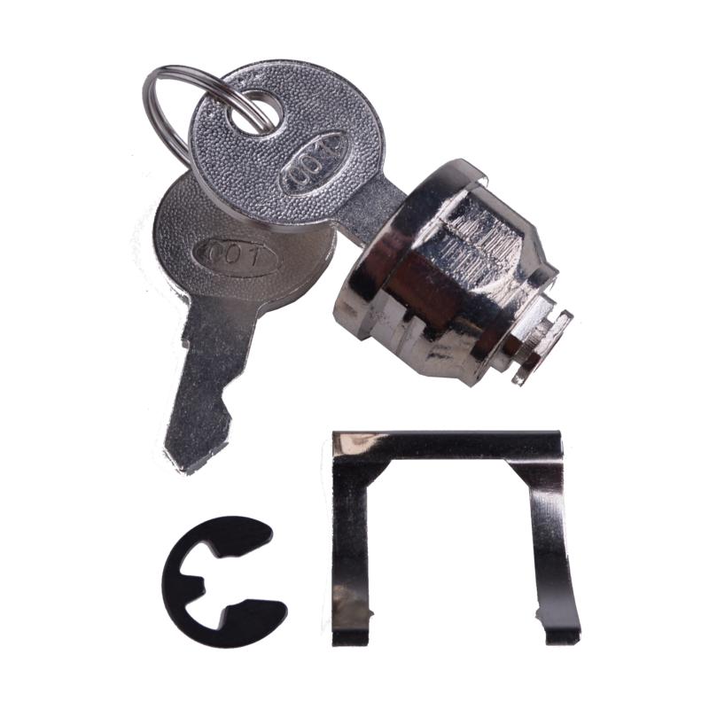 Náhr. zámek pro zás. flip-top FT-460xx, 2 klíče, 3 pol. - EKN9005