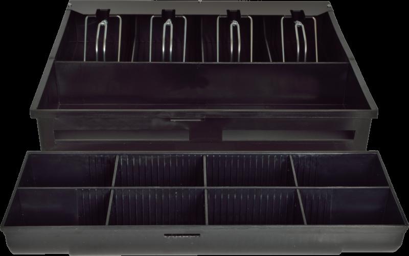 Náhradní plastový pořadač na peníze 4/8 pro zásuvku S-410 - EKO9004