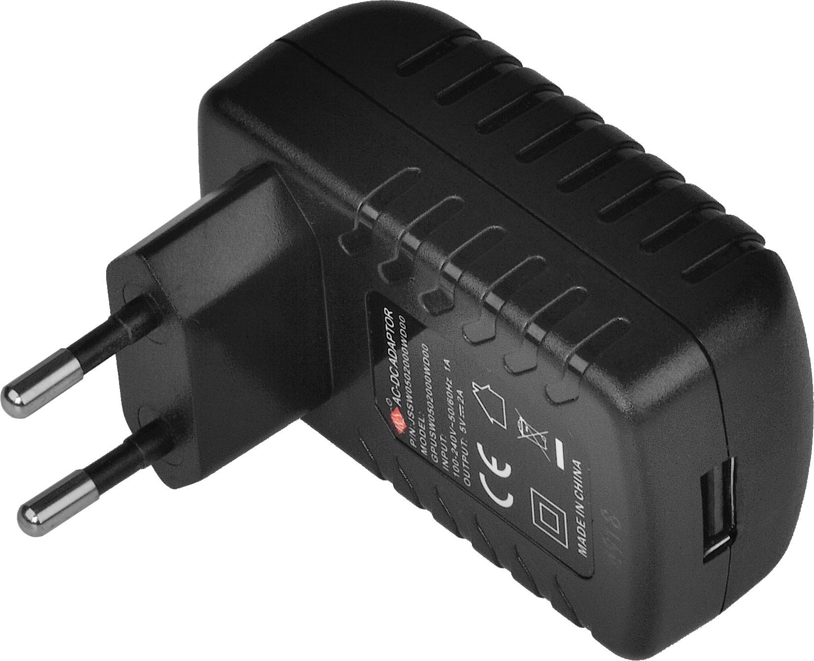 Externí přídavný napájecí zdroj pro adaptéry RS-232 k pokladní zásuvce 5V/2A - HDB0018