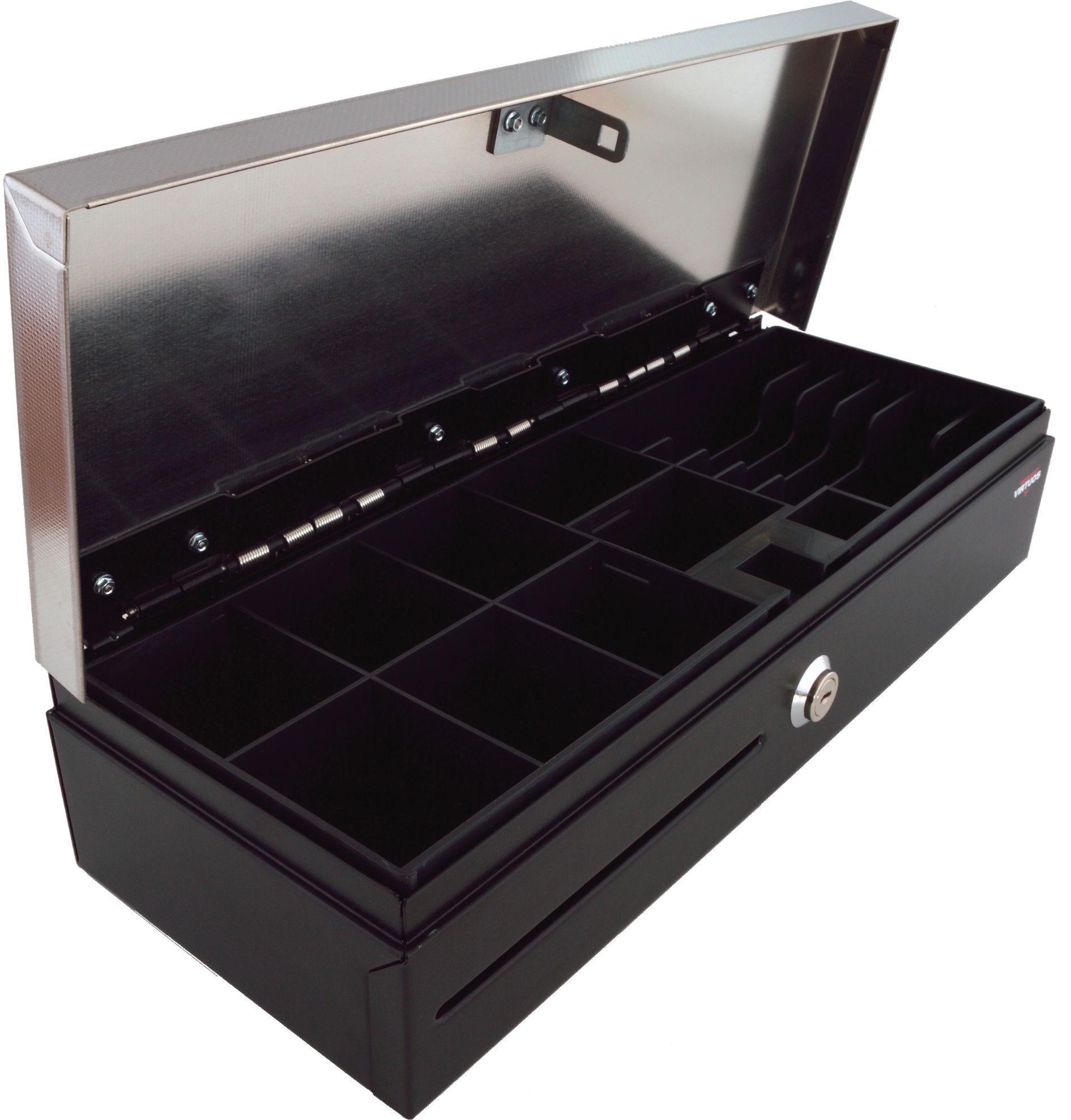 Pokladní zásuvka flip-top FT-460V2 - bez kabelu