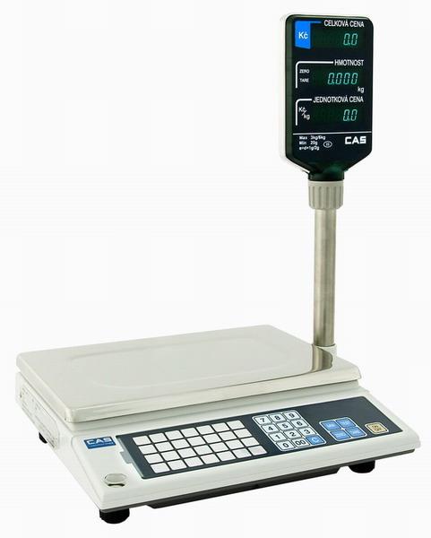 Váha AP-15DR - 15kg (2/5g)