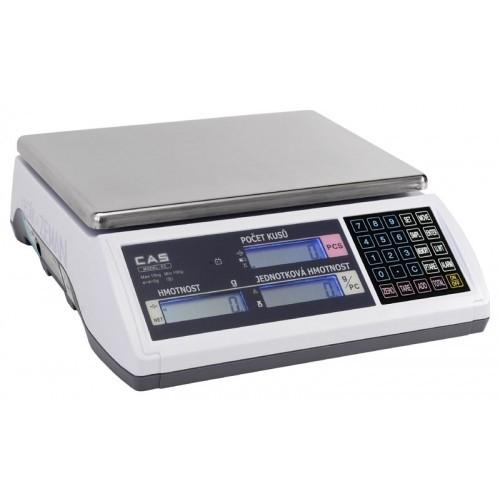 Počítací váha  do 3kg CAS EC 03