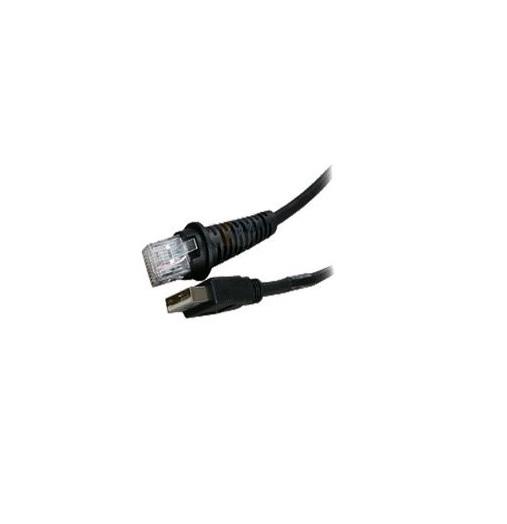 Honeywell USB kabel pro MS7600,MS7320 černý - 54-54165-3