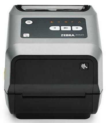 Zebra TT (Ribbon) ZD620 - 203 dpi,USB,LAN, RS232,odlepovač