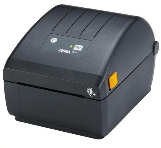 ZD220 DT -  203 dpi, USB, Dispenser (Peeler) - ZD22042-D1EG00EZ