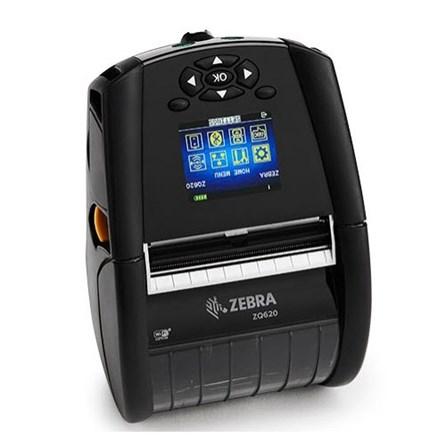 Zebra ZQ620 3'' Mobile Printer, USB, Bluetooth Dual - ZQ62-AUWAE11-00