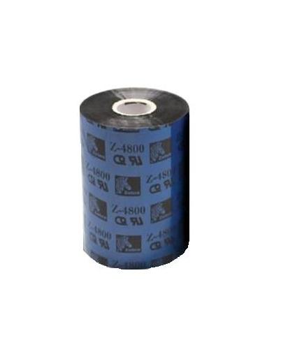 Zebra páska 4800 resin. šířka 89mm. délka 450m - 04800BK08945