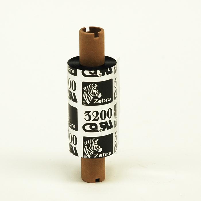 Zebra páska 3200 Wax/Resin. šířka 64. délka 74m - 03200GS06407
