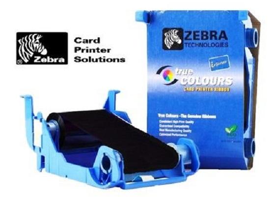 Zebra černý ribbon  (pro Zebru P1xx) - 800017-201